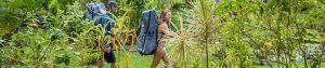 Zane Schweitzer und Fiona Wylde mit Starboard SUP Boardbags