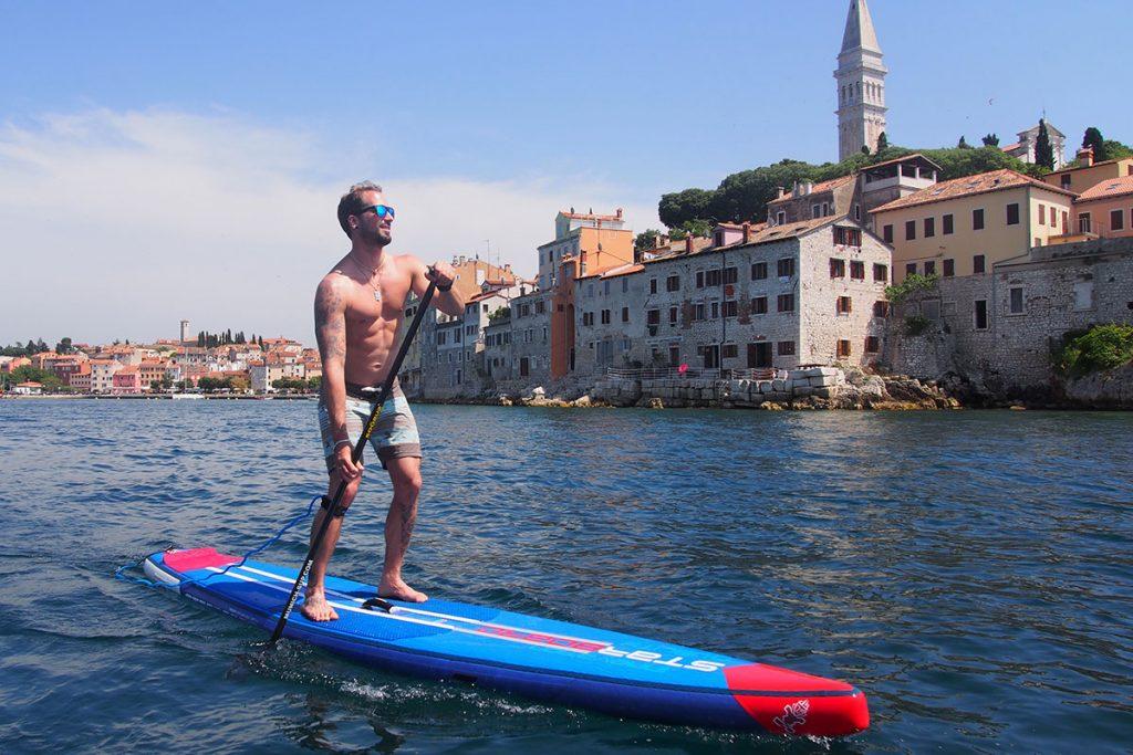 Mario Stecher, Istrian SUP Challenge