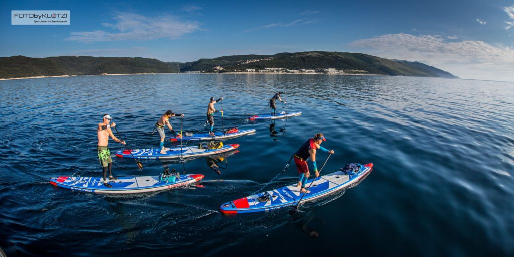 Istrien SUP Challenge - Team