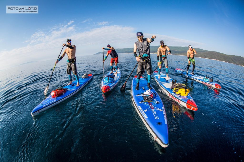 Istrien SUP Challenge - Starboard SUP