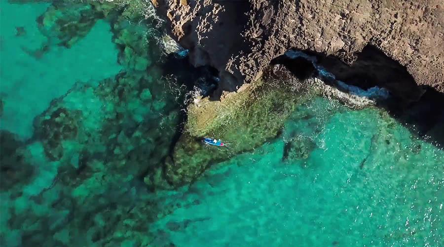 Mallorca mit SUP Board entdecken