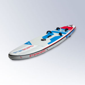 starboard sup windsurfing inflatable board