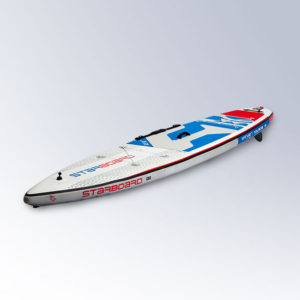 starboard sup touring inflatable board