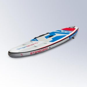 starboard sup igo inflatable board