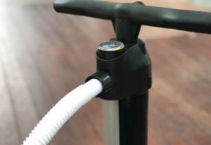 manometer + schlauch fest verbunden