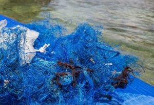 starboard recycelt fischernetze